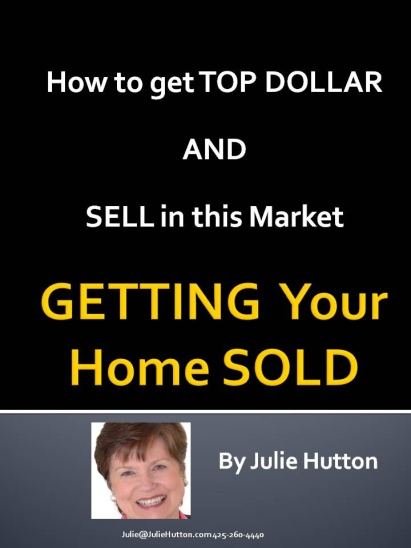How to get top dollar and sell in this market